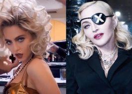 Anne Winters diz que gostaria de interpretar Madonna no cinema; cantora a segue no Instagram