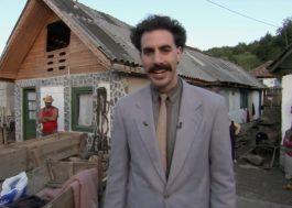 """Sequência do filme """"Borat"""", com Sacha Baron Cohen, chega em outubro no Prime Video"""