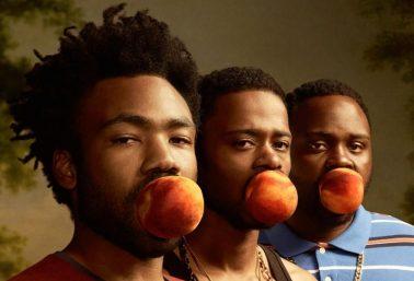 """Pôster do elenco da série """"Atlanta"""" (Divulgação)"""