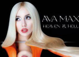 "Ava Max diz que pretende lançar versão deluxe do álbum ""Heaven & Hell"""