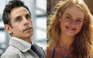 """Ben Stiller e Lily James negociam para atuar em """"Lockdown"""", comédia romântica com Anne Hathaway"""