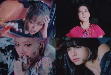 """BLACKPINK no teaser de """"Lovesick Girls"""" (Reprodução)"""