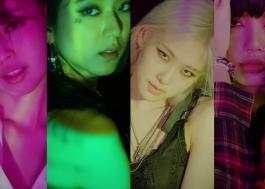 """BLACKPINK divulga quatro teasers poderosos para o projeto """"The Album"""""""