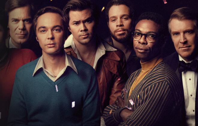 """Pôster de """"The Boys in the Band"""" (Divulgação)"""