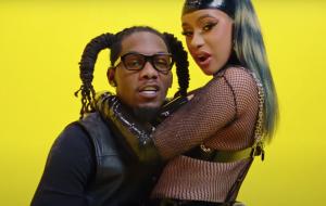 Cardi B pede divórcio do rapper Offset, diz revista