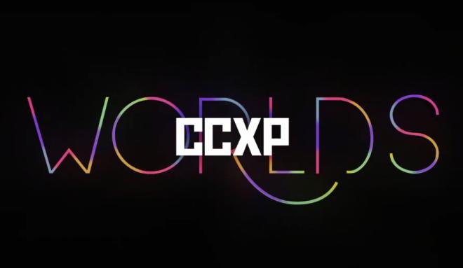 Imaginem promocional da CCXP Worlds (Divulgação)