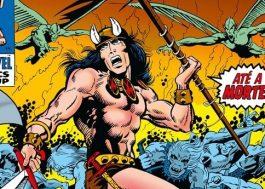 """""""Conan, O Bárbaro"""" vai ganhar série live-action na Netflix, diz revista"""