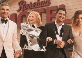 """""""Schitt's Creek"""" vence 6 prêmios Emmy (por enquanto) e é a grande favorita"""