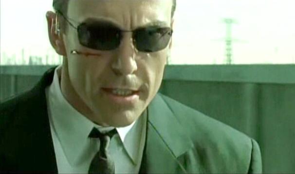 """Cena de """"The Matrix Reloaded"""" (Reprodução)"""