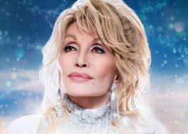 Netflix anuncia filme natalino com Dolly Parton para novembro