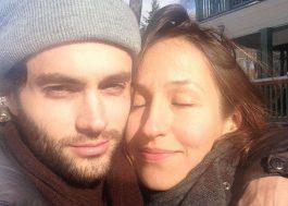 Penn Badgley e Domino Kirke anunciam o nascimento do primeiro filho