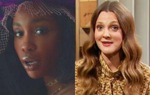"""SZA vai cantar """"Drew Barrymore"""" no talk show da atriz nesta quinta-feira (1º)"""