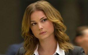 """Emily VanCamp é vista nos bastidores da série """"Falcão e o Soldado Invernal"""""""