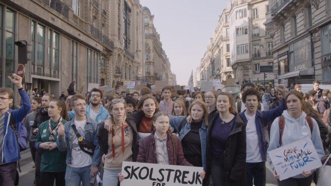 Ativista de 17 anos é hoje figura central na luta em defesa do meio ambiente (Foto: Reprodução)