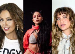 """""""Latin Music Queens"""": Thalía, Farina e Sofía Reyes estrelam nova série do Facebook"""