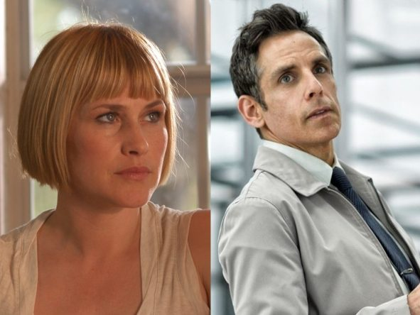 """Patricia Arquette em """"Boyhood"""" e Ben Stiller em """"A Vida Secreta de Walter Mitty"""" (Reprodução)"""