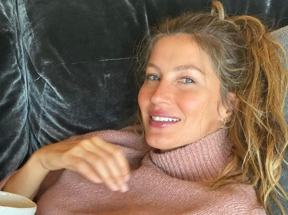 Gisele Bündchen (Reprodução/Instagram)