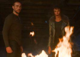 """Irmãos enfrentam forças sobrenaturais no trailer sombrio da série """"Helstrom"""""""