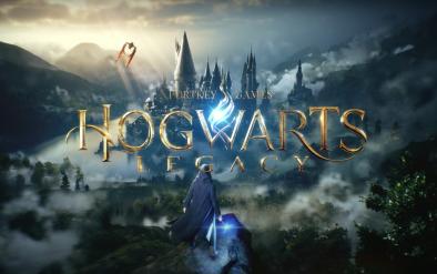 """Cena do trailer do jogo """"Hogwarts Legacy"""" (Reprodução)"""