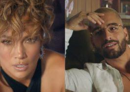"""Com teaser, Jennifer Lopez e Maluma anunciam clipe duplo de """"Pa'Ti – Lonely"""" para quinta (24)"""