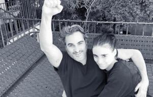 Joaquin Phoenix e Rooney Mara nomeiam 1º filho em homenagem ao falecido irmão do ator