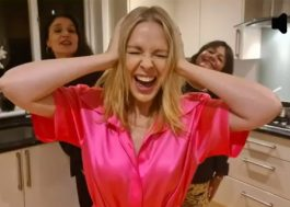 "Kylie Minogue participa do podcast ""Table Manners"", da Jessie Ware"