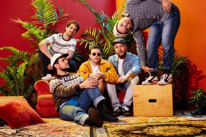 Banda Lagum (Foto: Divulgação)