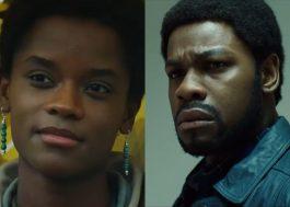 """Letitia Wright e John Boyega lutam contra o racismo em novo trailer da série """"Small Axe"""""""