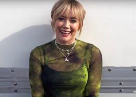 """Hilary Duff revela que teve dificuldade em conseguir papéis mais adultos após """"Lizzie McGuire"""""""