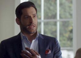 """""""Lucifer"""": Netflix divulga vídeo com erros de gravação da 4ª temporada"""