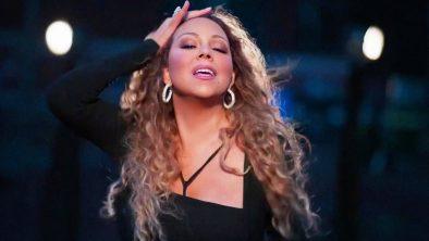 """Mariah Carey no clipe de """"Save The Day"""" (Reprodução)"""