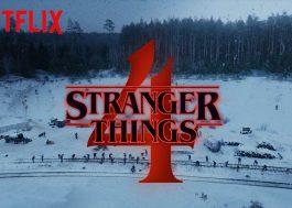 """""""Stranger Things"""": gravações marcadas para retornar no dia 28"""
