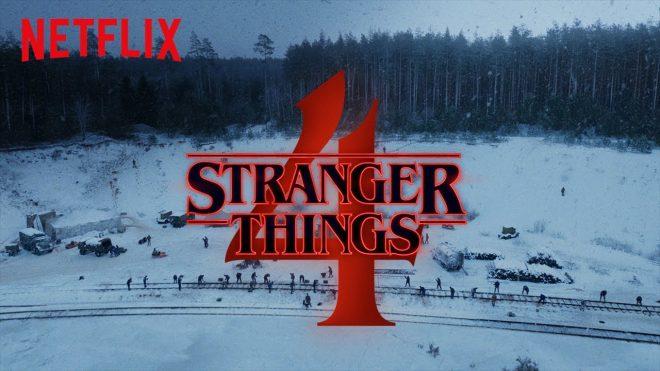 """Cartaz de divulgação da 4ª temporada de """"Stranger Things"""" (Divulgação)"""