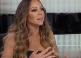 Mariah Carey revela traumas do passado em entrevista à Oprah Winfrey, na APPLE TV+