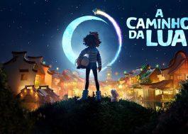 """Netflix libera novo trailer fofíssimo de """"A Caminho da Lua"""", animação musical com Sandra Oh"""