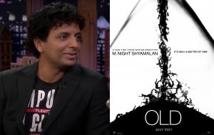 """M. Night Shyamalan divulga pôster de """"Old"""", filme que chega em julho de 2021"""