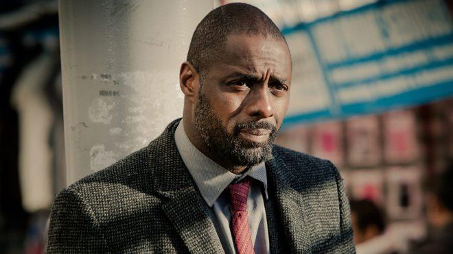 """Idris Elba em """"Luther"""" (Reprodução)"""