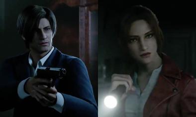 """Cena do trailer de """"Resident Evil"""" (Reprodução)"""