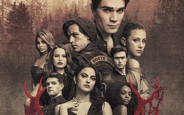 """Pôster de """"Riverdale"""" (Divulgação)"""