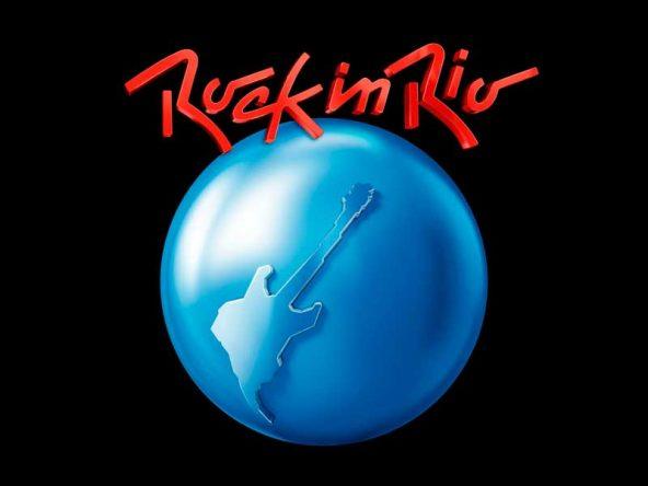 Logo do festival Rock in Rio (Divulgação)