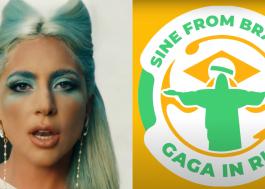 """Gaga in Rio: Little Monsters lançam campanha pra celebrar """"Chromatica"""" e entram nos TTs mundiais"""