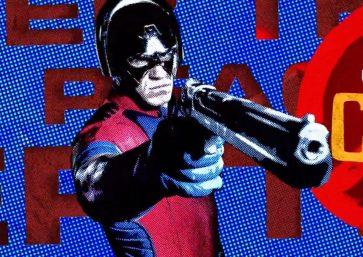 """John Cena em teaser do novo """"O Esquadrão Suicida"""" (Reprodução)"""
