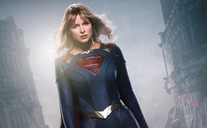 """Pôster de """"Supergirl"""" (Divulgação)"""