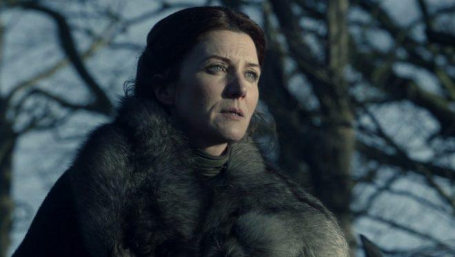 """Catelyn Stark em """"Game of Thrones"""" (Reprodução)"""