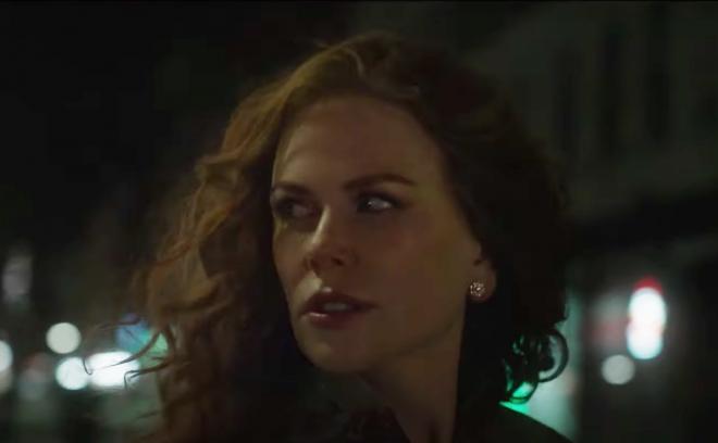 Nicole Kidman em teaser de série da HBO (Reprodução)