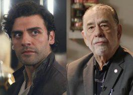 "Oscar Isaac interpretará Francis Coppola no filme sobre os bastidores de ""O Poderoso Chefão"""