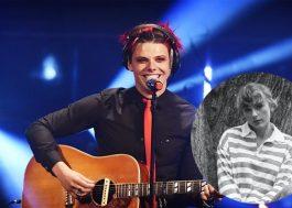"""Taylor Swift elogia cover de """"Cardigan"""" feito por Yungblud: """"Me deixou sem fôlego"""""""