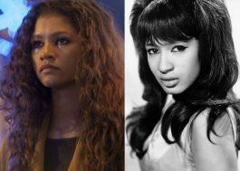 Zendaya está em negociações para estrelar cinebiografia da cantora Ronnie Spector