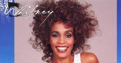 """Capa do álbum """"Whitney"""" (Divulgação)"""