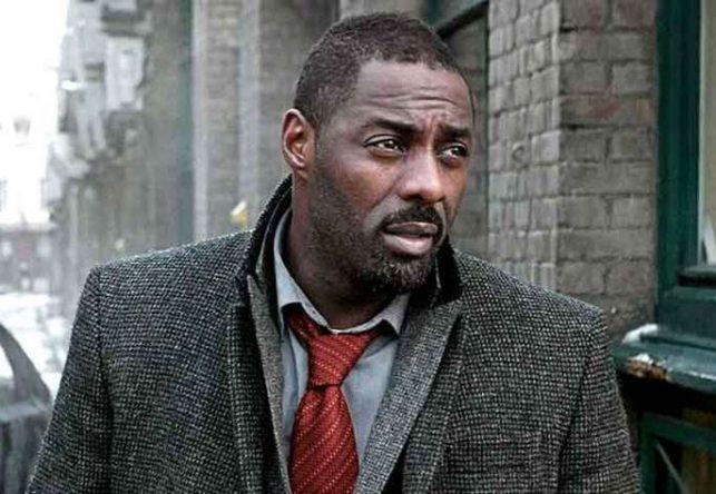 """Idris Elba na série """"Luther"""" (Reprodução)"""